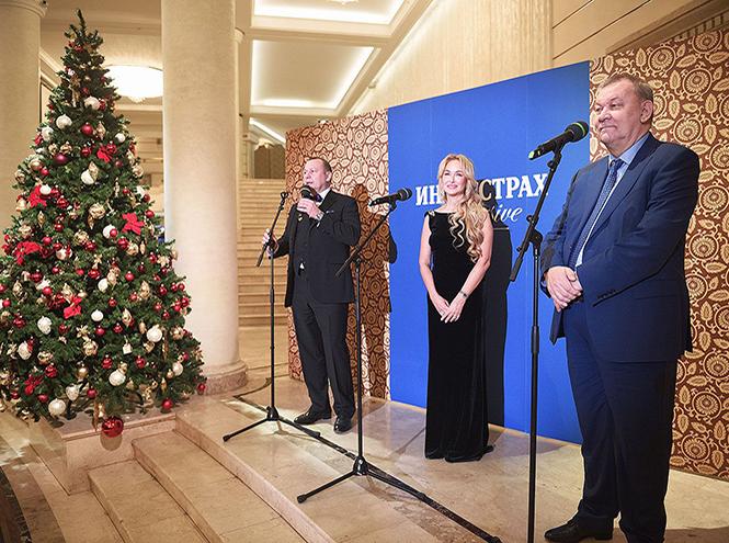 Фото №2 - «Ингосстрах Exclusive» устроил торжественный прием для клиентов по случаю Нового года в Большом театре