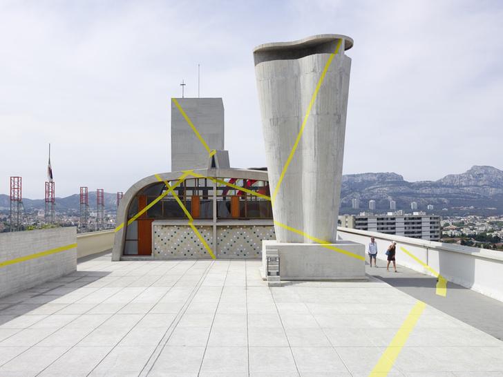 Фото №5 - Под открытым небом Марселя: современное искусство, Ле Корбюзье и Longchamp
