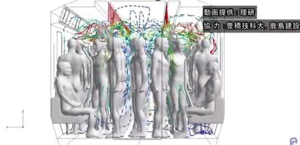 Фото №3 - Ученые показали, как вирус распространяется в офисе после кашля (видео)
