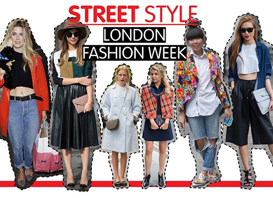 Фото №1 - Street style: Неделя моды в Лондоне