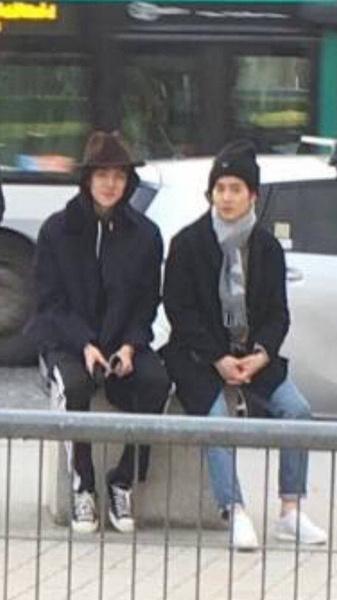 Фото №5 - 4 раза, когда в кадре случайно оказывались k-pop айдолы 😲