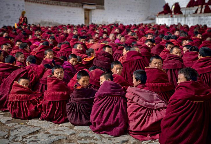 Фото №8 - Молитва о шести мирах