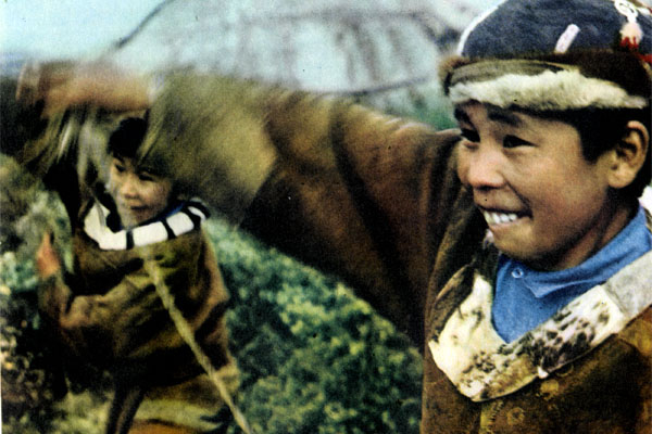Фото №1 - Кининлад, сын Тналхута и другие