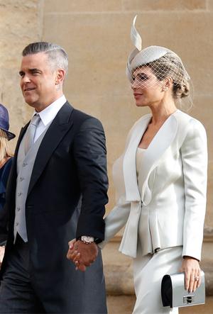 Фото №13 - Самые стильные гости на свадьбе принцессы Евгении и Джека Бруксбэнка