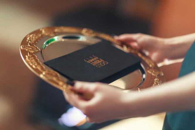 Фото №1 - Золотой запас: как прошла первая церемония вручения премии Gold Print Awards
