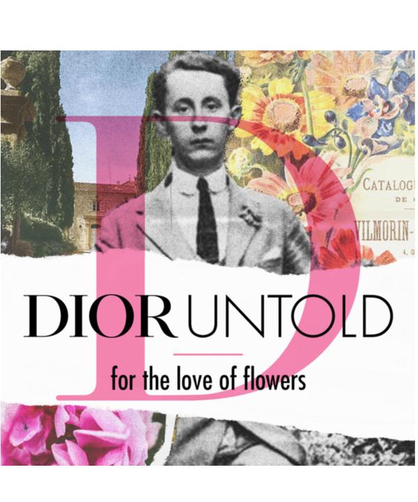 Секреты Диора: серия парфюмерных подкастов Dior