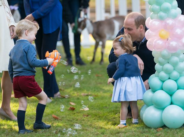 Фото №42 - В тени Короны: судьба «запасных» принцев и принцесс Великобритании