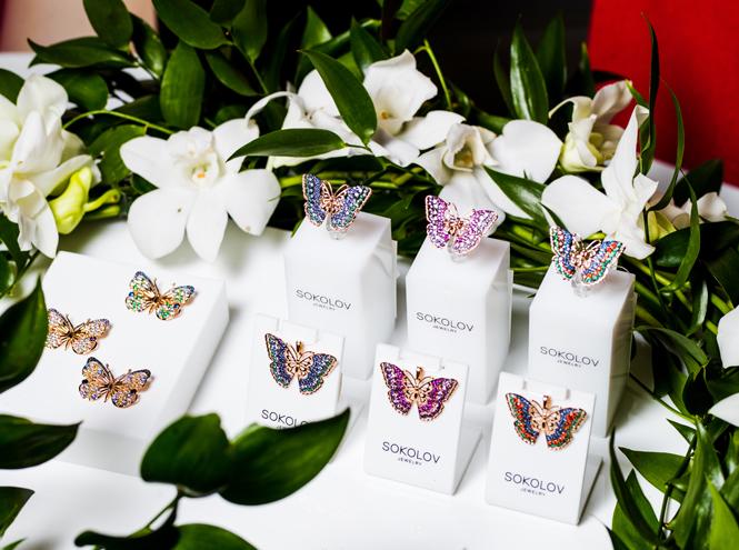 Фото №6 - Птицы и бабочки: летим к лету с новой коллекцией SOKOLOV