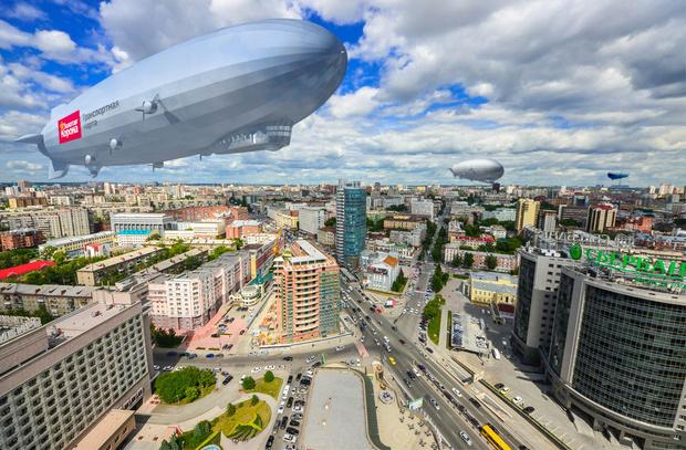 Фото №7 - «Город-сказка, город-мечта»: безумные проекты развития Новосибирска