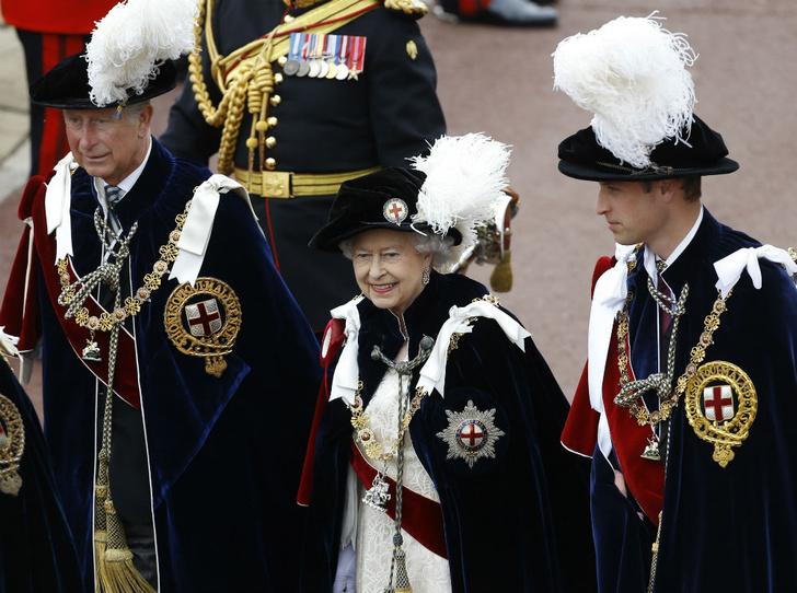 Фото №3 - Особый момент: принц Уильям может стать «временным» Королем уже сейчас