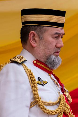 Фото №1 - Король Малайзии и мисс Москва разводятся
