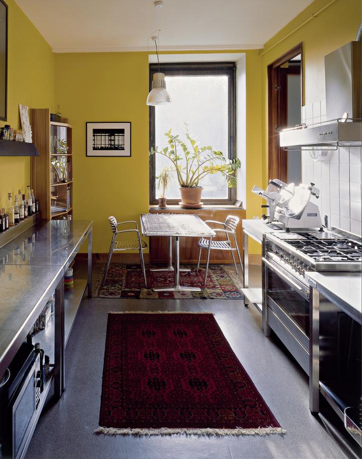 Фото №13 - Самые красивые комнаты за 20 лет: кухни-столовые