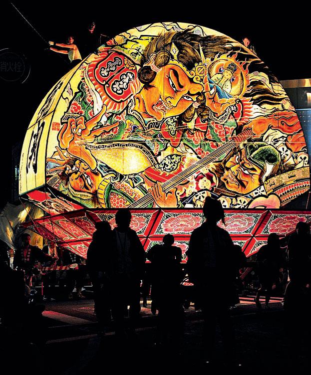 Фото №1 - Фестиваль фонарей