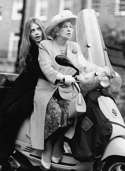 Фото №4 - 10 причин, почему королева Елизавета – самая крутая бабуля в мире