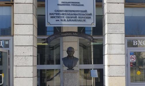 Фото №1 - Рядом с вертолетной площадкой НИИ им. Джанелидзе построят поликлинику