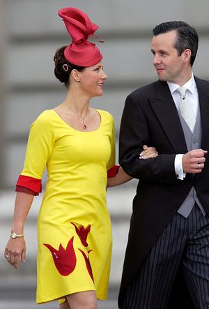 Фото №7 - 25 необычных шляп на королевских свадьбах