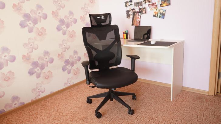 Фото №1 - Выбираем комфортное кресло для домашнего офиса