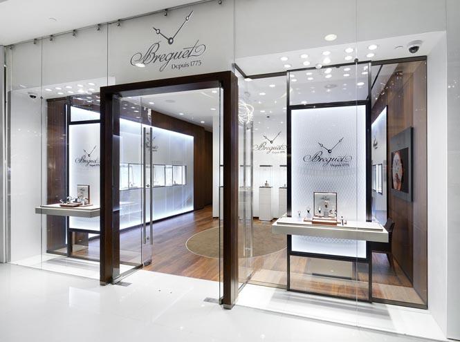 Фото №2 - Breguet: как выглядит новый бутик легендарного бренда