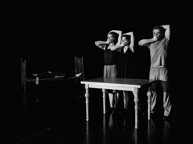 Фото №2 - Премьера балетов: «Превращение» и «Унесенные»