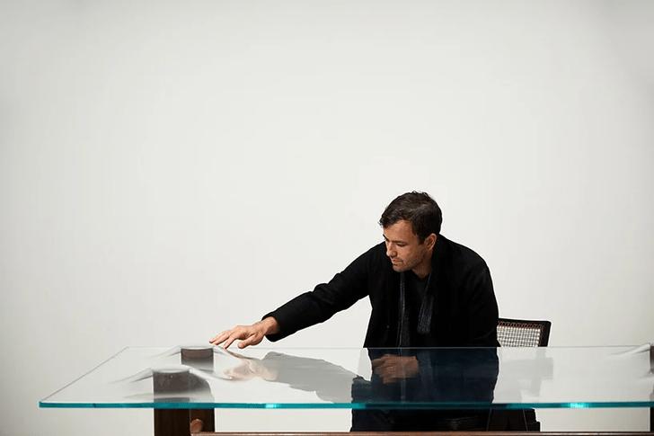 Фото №6 - Slump: коллекция столов Пола Кокседжа