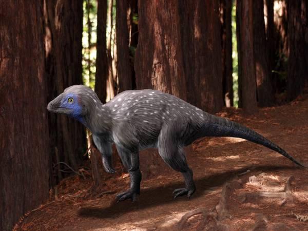Фото №1 - Динозавр из Помпеев юрского периода: история открытия и изучения ящера из Забайкалья