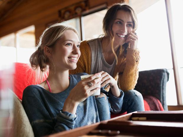 Фото №3 - Лучшие подруги: плюсы и минусы жизни вместе