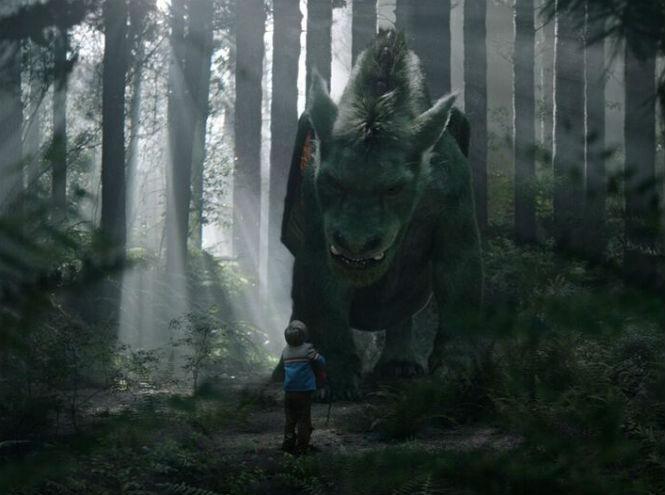 Фото №2 - «Пит и его дракон» в онлайн-кинотеатре ivi