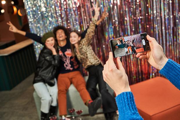 Фото №4 - 6 причин выбрать смартфон серии Samsung Galaxy S21