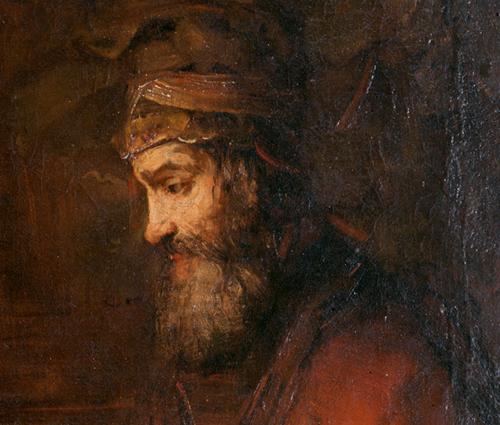Фото №5 - Цвет любви: 9 загадок картины Рембрандта «Возвращение блудного сына»