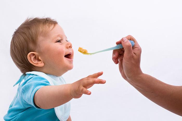 Фото №1 - Накорми малыша!