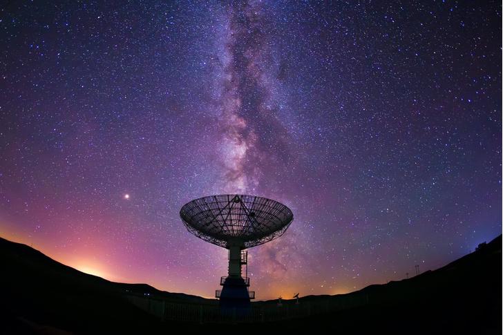 Фото №1 - Старейший проект по поиску внеземных цивилизаций SETI@home решили остановить