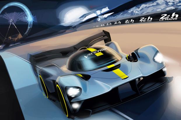 Фото №3 - Aston Martin Valkyrie: прилет «Валькирии»