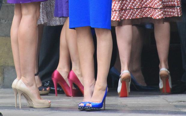Фото №16 - Новые правила: как изменился стиль гостей на королевских свадьбах за последние 10 лет