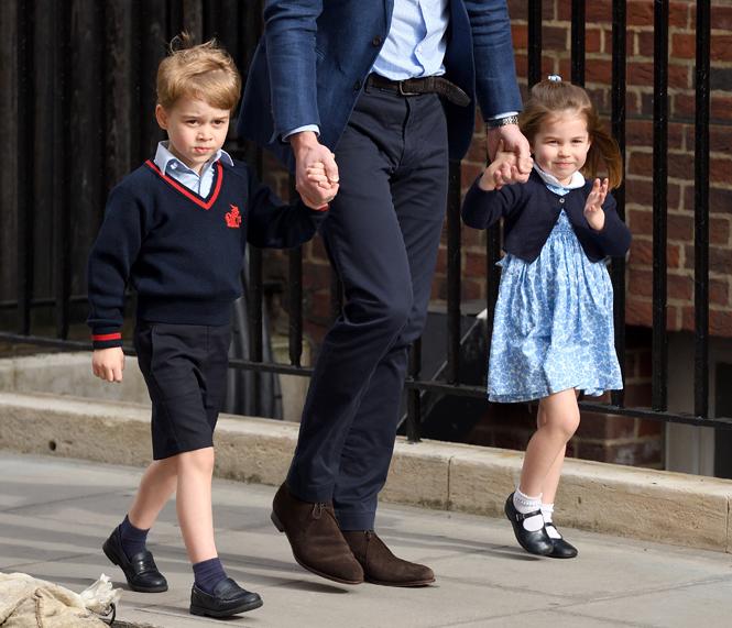 Фото №3 - Каким будет третий ребенок Кейт Миддлтон и принца Уильяма?