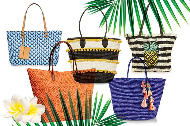 Фото №1 - Toп-20: Пляжные сумки
