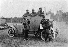 Фото №2 - Фальшивый броневик Ленина