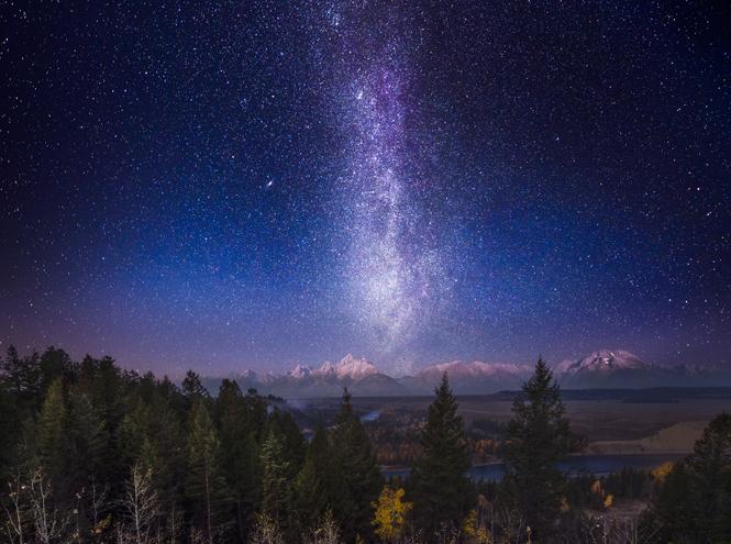 Фото №12 - Звездная карта: самые красивые фото ночного неба