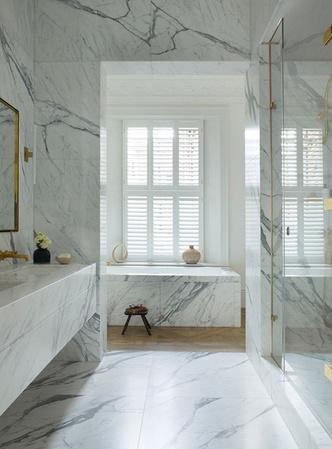 Фото №12 - Светлая квартира с винтажной мебелью в Лондоне