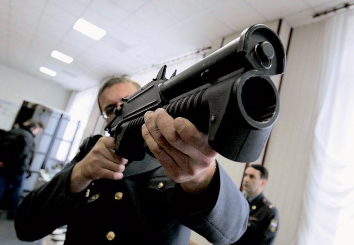 Фото №1 - Как устроен ручной гранатомет ГМ-94