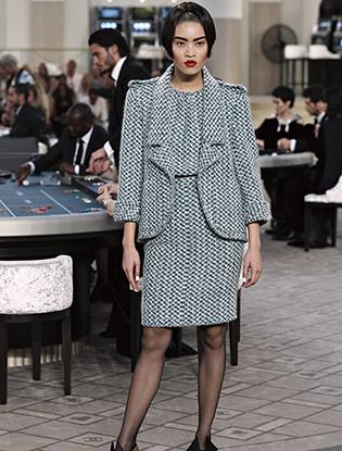 Фото №22 - Неделя Высокой моды в Париже: Chanel FW2015/16