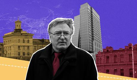 «Город, в котором хочется жить»: интервью с бывшим главным архитектором Новосибирска Виктором Тимоновым