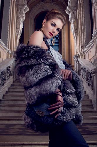 Фото №6 - Истина в зиме: осенне-зимняя коллекция аксессуаров Eleganzza