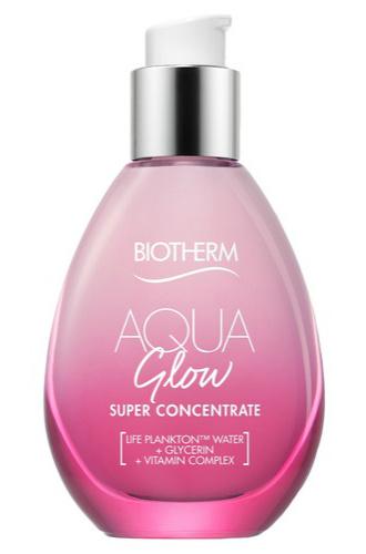 Концентрат для лица увлажнения и сияния лица Biotherm Aqua Glow
