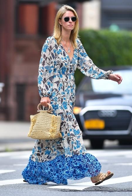 Ники Хилтон в Нью-Йорке