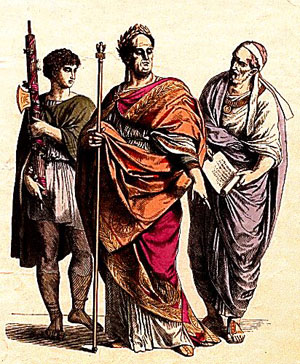 Фото №2 - Повседневные известия из Древнего мира