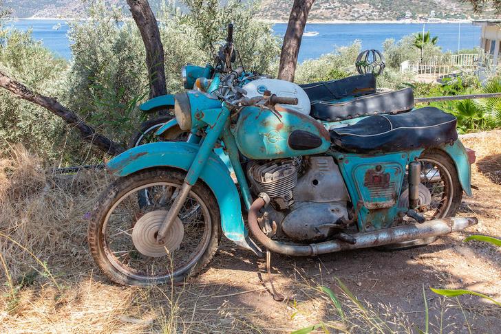 Фото №6 - Сельский шик и гоночные рекорды: история мотоциклов Иж