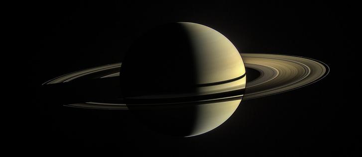 Фото №1 - Чем интересны кольца Сатурна?