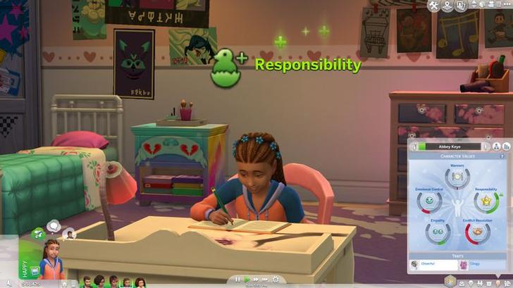Фото №3 - Play Time: 13 фишек The Sims 4, о которых ты и не догадывалась