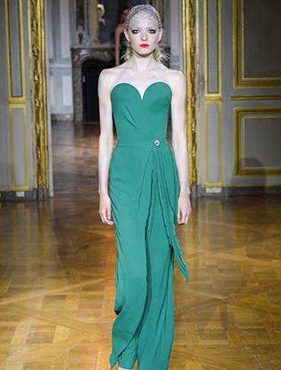 Фото №5 - Неделя Высокой моды в Париже: Ulyana Sergeenko Couture F2015
