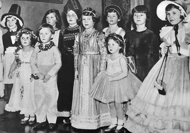 Фото №25 - Принцесса Лилибет: редкие детские фотографии Елизаветы II